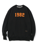 1982 sweat shirts black