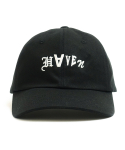 오픈오드(OPN ODD) HAVEN BALL CAP (BLACK)