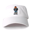 HSTRY BY NAS HSTRY Bear Strapback (WHITE)