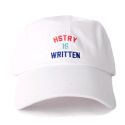 히스토리바이나스(HSTRY) HSTRY BY NAS Written HSTRY Dads Hat (WHITE)