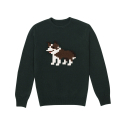 삭스어필(SOCKS APPEAL) lambswool sweater* collie