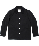 DOWNTOWN FIELD JACKET_BLACK