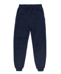 COLOR BLOCK SWEAT PANTS_NAVY