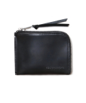 세컨무브(SECONDMOVE) GLASSY ZIP WALLET