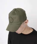로우 투 로우(RAW TO RAW) [Edition 3] FRONT SYMBOL KHAKI BALL CAP
