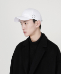 로우 투 로우(RAW TO RAW) [Edition 3] SIDE SYMBOL WHITE BALL CAP