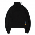 로맨틱크라운(ROMANTIC CROWN) [ROMANTICCROWN]STANDARD TURTLE SWEATSHIRT_BLACK