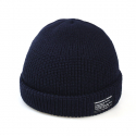 언더컨트롤() BEANIE / MONK FIT / SOLID NAVY