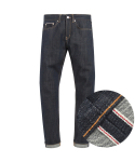 모디파이드() M#1063 stretch selvedge rigid denim