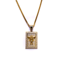 Design By TSS SQUARE ANGEL PIECE (GOLD)