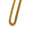 디자인바이티에스에스(Design By TSS) Design By TSS CUBAN LINK NECKLACE (GOLD)
