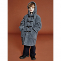 노앙() DUFFLE COAT KIDS GRAY