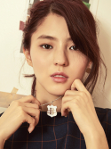 블랭크(BLANK) EMBLEM NECKLACE-WH