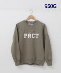 PRCT 950 heavy sweat shirts -khaki-