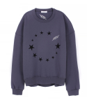 캄퍼씨(COMPATHY) [UNISEX]STAR CIRCLE SWEAT_MG