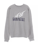 캄퍼씨(COMPATHY) [UNISEX]THUNDER JOIN SWEAT_GY