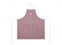 hideout. STICKY APRON ( PINK )