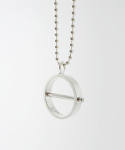 스티클러드(STICKLERD) ROUND SHACKLE PENDANT 2MM