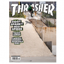 쓰레셔(THRASHER) November 2016 ISSUE #435