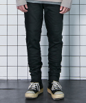Cutting Double Layered Jean