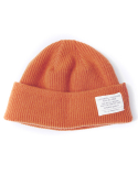 아웃스탠딩(OUTSTANDING) MERINO WOOL WATCH CAP[ORANGE]
