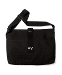아빈(ARVVIN) D ring BAG - Black