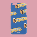 앤커버(NCOVER) I m butterfinger-blue Iphone Case