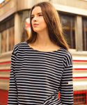 밀리언코르(MILLIONCOR) Milco Stripe T-shirts