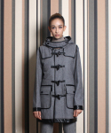 데이뉴트럴() Woman_Wool duffle coat_Grey