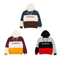 모티브스트릿(MOTIVESTREET) TRIPLE COLOR HOOD