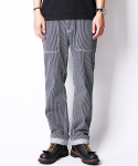 MILITARY FATIGUE PANTS-HICKORY