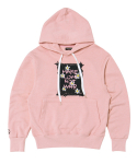 문수권세컨(MSKN2ND) MAKE LOVE HOODY PINK