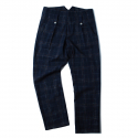 로맨틱크라운(ROMANTIC CROWN) [ROMANTICCROWN]NEWS BOY PANTS_NAVY