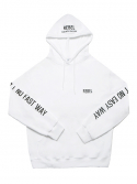 레블(REBEL) No Easy Way HOODIE (5 Colors)