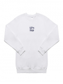 레블(REBEL) Lets Trip Sweatshirt (3 Colors)