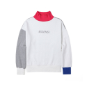 에센시(ESSENSI) [ESSENSI] COLOR BLOCK SWEATSHIRT (ES1GWUM473C)