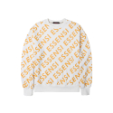 에센시(ESSENSI) [ESSENSI] ALL OVER PRINT SWEATSHIRT (ES1GWUM472C)