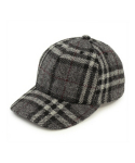 카시라(CA4LA) HARRIS CHECK BB CAP