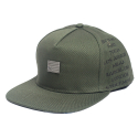 시빌 레짐(CIVIL REGIME) CIVIL REGIME Rebel Snapback (DARK OLIVE)