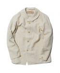 올드조(OLD JOE & CO) OLD JOE & CO. / HIGH COUNT LINEN MARINE JACKET / ECRU