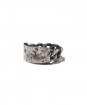 올드조(OLD JOE & CO) OLD JOE & CO. / RAPHAEL ID RING / SILVER(BLACK FINISH)