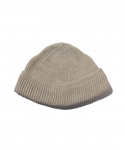 올드조(OLD JOE & CO) OLD JOE & CO. / RAMIE WOOL WATCH CAP / MIX WHITE
