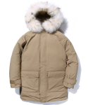 라이풀(LIFUL) COOPER LONG DOWN PARKA beige