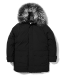 라이풀(LIFUL) COOPER LONG DOWN PARKA black