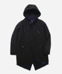 MODS PARKA BLACK