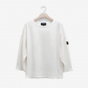 덴스(THENCE) MATE LABEL TEE (WHITE)