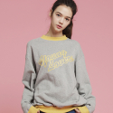 덴스(THENCE) COLORATION SWEATSHIRT_GREY