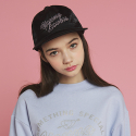 덴스(THENCE) YOUNG LOVERS CAP_BLACK