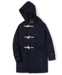 유니폼브릿지() 16aw wool long duffle coat navy
