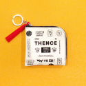 덴스(THENCE) CARD POCKET_WHITE_WTG